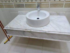 طريقة تنظيف الحمام وتطهيره
