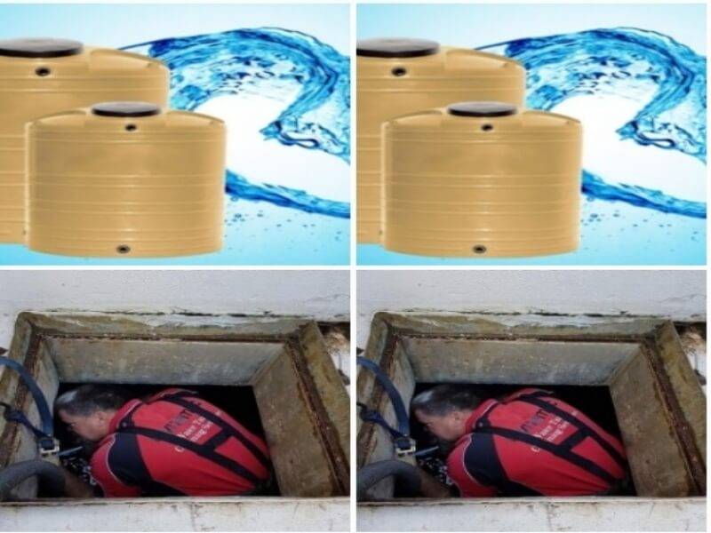شركة تنظيف خزانات بمكة - أفضل شركات غسيل وعزل خزانات