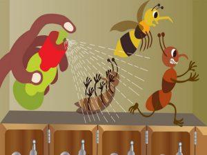 مكافحة حشرات بالجبيل